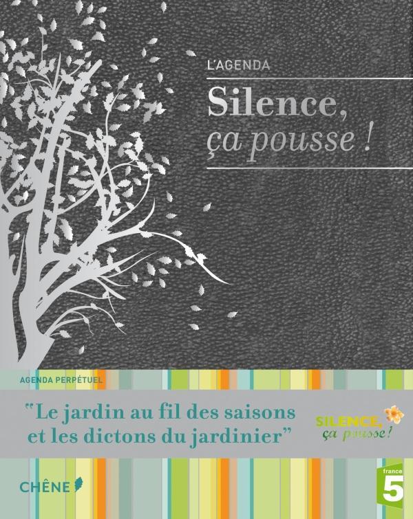 L'AGENDA SILENCE, CA POUSSE !