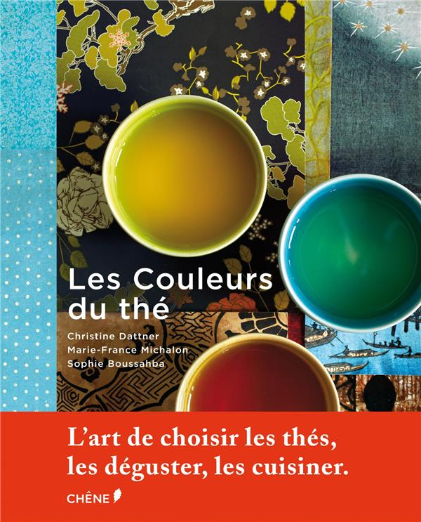 LES COULEURS DU THE