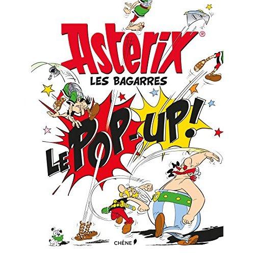ASTERIX, LES BAGARRES, LE POP-UP !