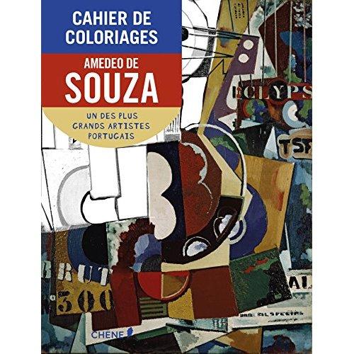 CAHIER DE COLORIAGE AMADEO DE SOUZA-CARDOSO
