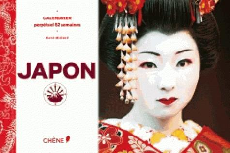 CALENDRIER 52 SEMAINES - JAPON