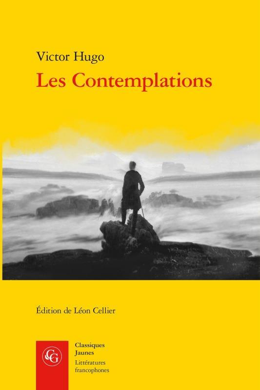 LITTERATURES FRANCOPHONES - T524 - LES CONTEMPLATIONS
