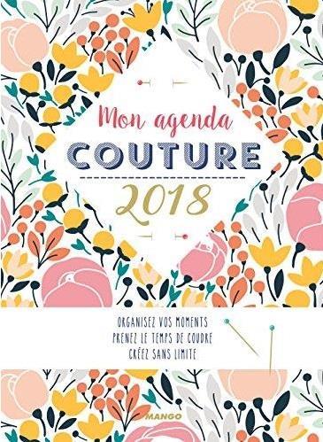 AGENDA COUTURE MON AGENDA COUTURE 2018