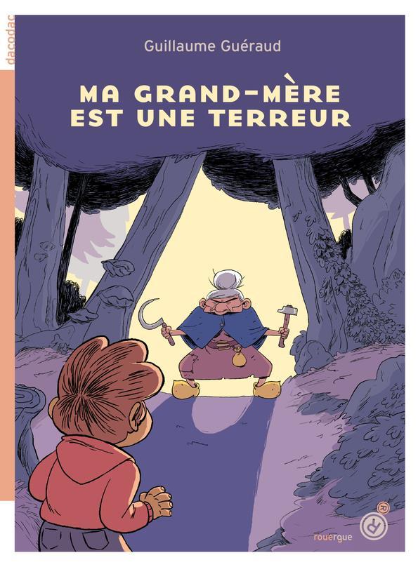 MA GRAND-MERE EST UNE TERREUR