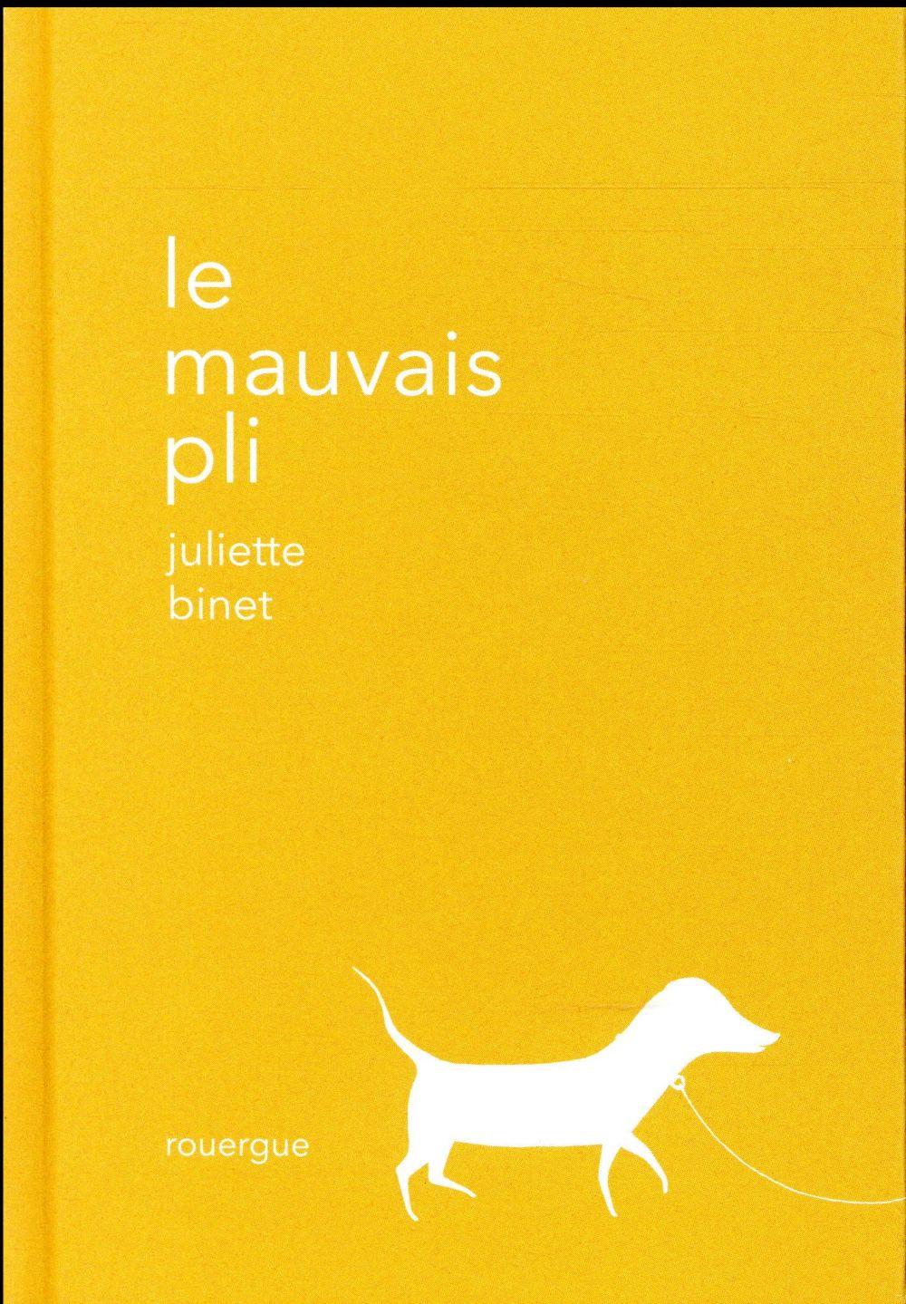 LE MAUVAIS PLI
