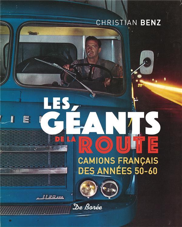 GEANTS DE LA ROUTE (LES)   CAMIONS FRANCAIS   VITRINE