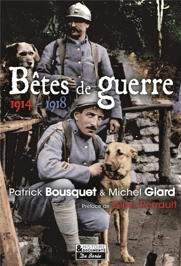 BETES DE GUERRE 1914-1918