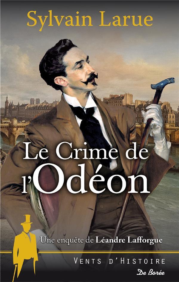 CRIME DE L'ODEON (LE)