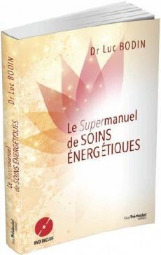 GRAND MANUEL DE SOINS ENERGETIQUES (LE) AVEC DVD