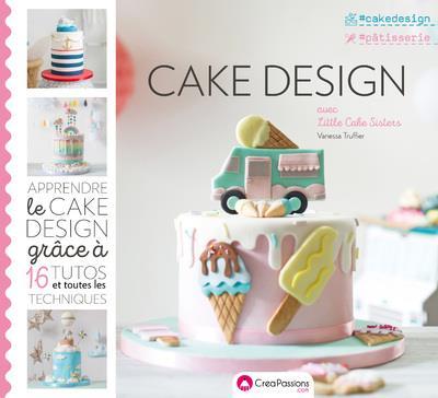 CAKE DESIGN AVEC LITTLE CAKE SISTERS