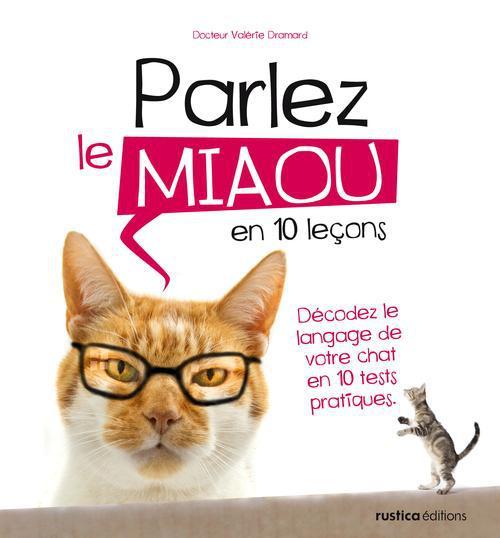 PARLER LE MIAOU