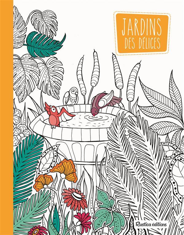 JARDIN DES DELICES, ARBRES DE VIE, OISEAUX DE PARADIS (+CD)