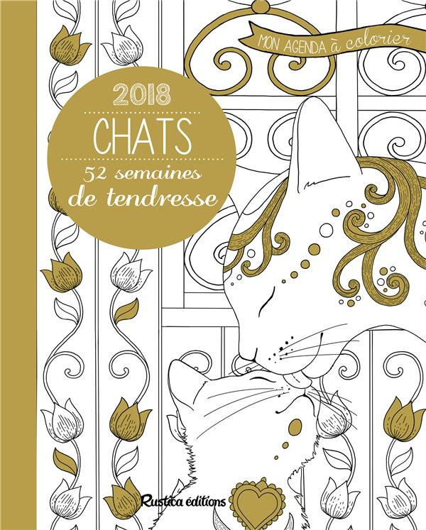 CHATS. 52 SEMAINES TENDRESSE