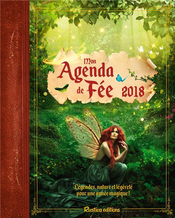 MON AGENDA DE FEE 2018