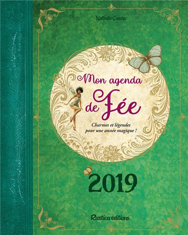 MON AGENDA DE FEE 2019