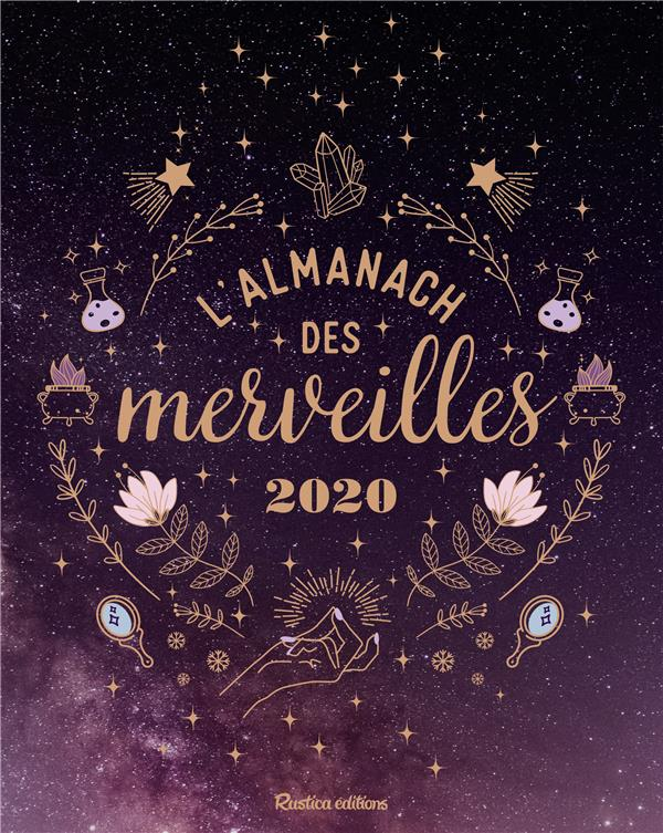 ALMANACH DES MERVEILLES 2020