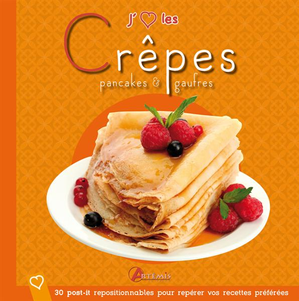 CREPES, PANCAKES GAUFRES