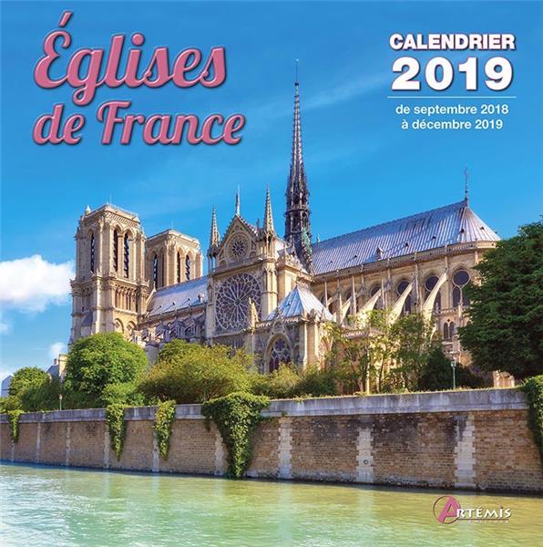 EGLISES DE FRANCE (2019)