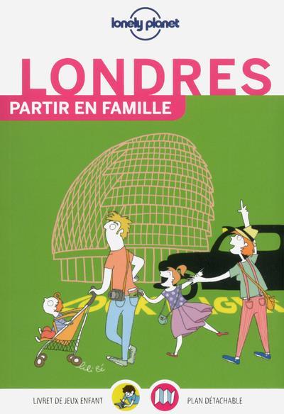LONDRES PARTIR EN FAMILLE 5ED