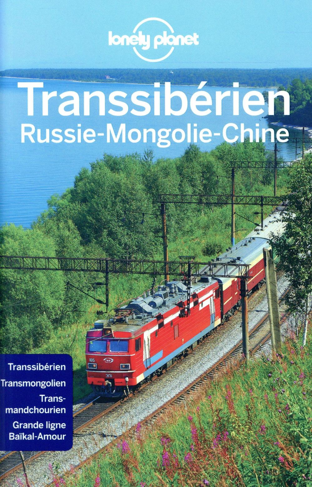 TRANSSIBERIEN - RUSSIE-MONGOLIE-CHINE 6ED