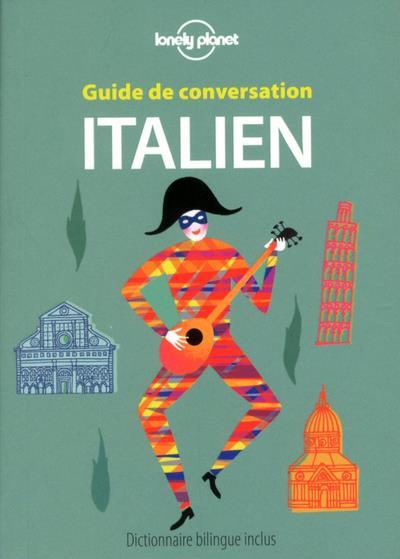 GUIDE DE CONVERSATION ITALIEN 10ED