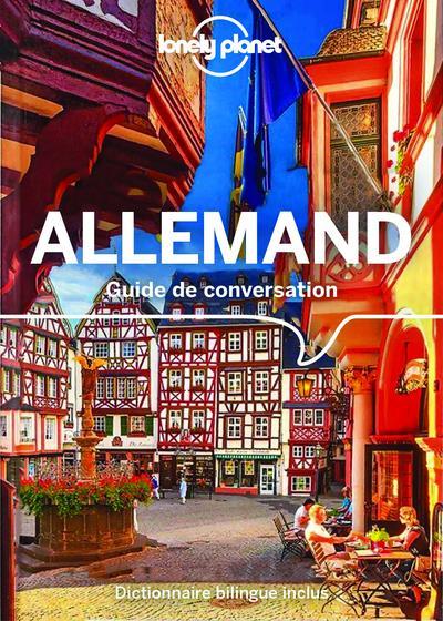 GUIDE DE CONVERSATION ALLEMAND 10ED
