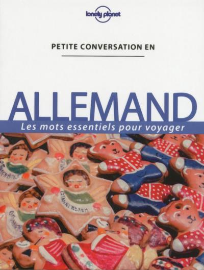 PETITE CONVERSATION EN ALLEMAND 10ED