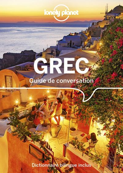 GUIDE DE CONVERSATION GREC 7ED