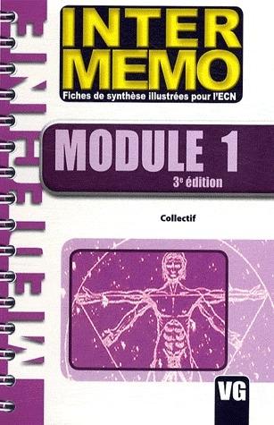 INTER MEMO MODULE 1 3EME EDITION