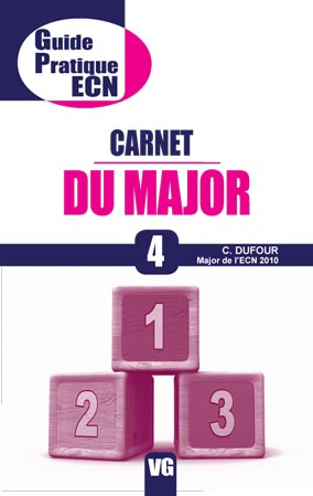 GUIDE PRATIQUE ECN CARNET DU MAJOR