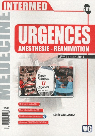 INTERMED URGENCES ANESTHESIE REANIMATION