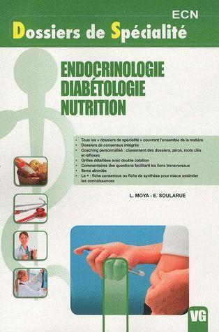 DSP ENDOCRINOLOGIE DIABETOLOGIE NUTRITION