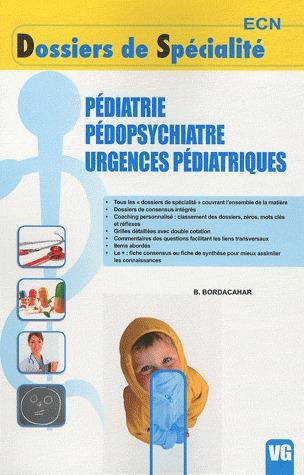 DSP PEDIATRIE PEDOPSYCHIATRE URGENCES PEDIATRIQUES