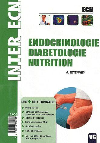 INTER ECN ENDOCRINOLOGIE DIABETOLOGIE NUTRITION