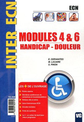 INTER ECN MODULES 4&6 HANDICAP DOULEUR