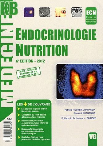 KB ENDOCRINOLOGIE NUTRITION 2012