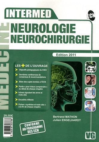 INTERMED NEUROCHIRURGIE EDITION 2011