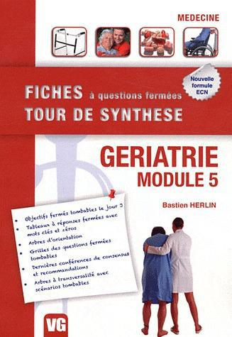 FICHES TOUR DE SYNTHESE GERIATRIE