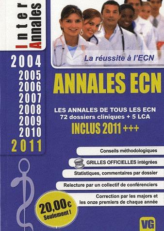INTER ANNALES ECN 2004-2011