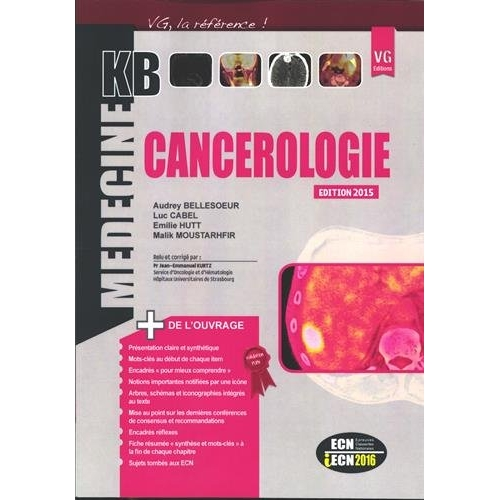 KB CANCEROLOGIE ED 2015