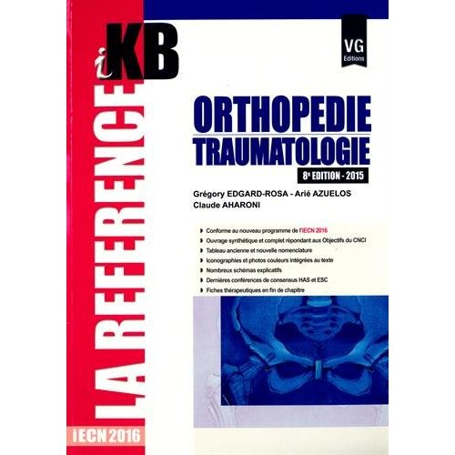 IKB ORTHOPEDIE TRAUMATOLOGIE 30E