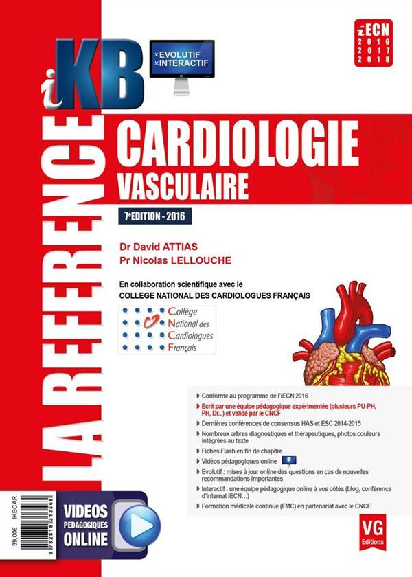 IKB CARDIOLOGIE EDITION 2016