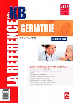 IKB GERIATRIE EDITION 2016