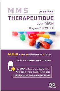 M.M.S THERAPEUTIQUE POUR L'IECN 2 EDITION