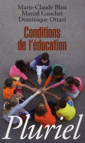 CONDITIONS DE L'EDUCATION