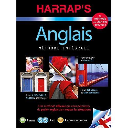 HARRAP'S METHODE INTEGRALE ANGLAIS 2CD+LIVRE