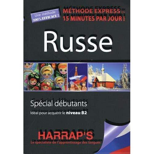 HARRAP'S METHODE EXPRESS RUSSE - LIVRE