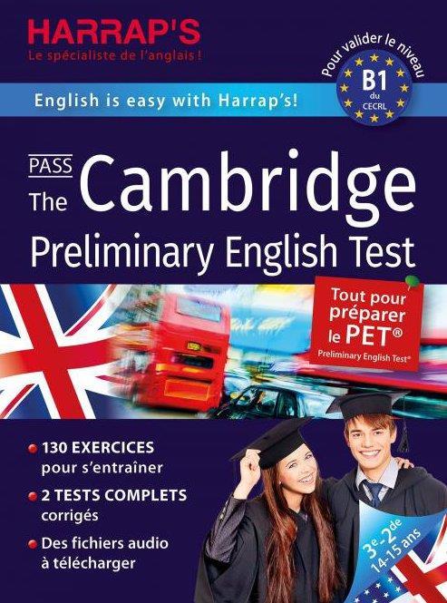 HARRAP'S PASS THE CAMBRIDGE PRELIMARY ENGLISH TEST