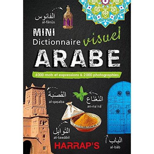 HARRAP'S MINI DICTIONNAIRE VISUEL ARABE