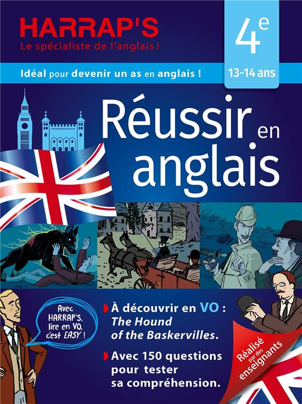 REUSSIR L'ANGLAIS EN 4E